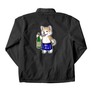 小林酒店オリジナル Coach Jacket