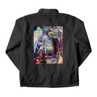 シネマ・インシデント🖼 Coach Jacket