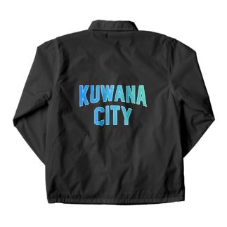 桑名市 KUWANA CITY Coach Jacket