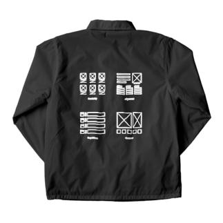 デザインの4大原則 4DesignPrinciples -Color- Coach Jacket