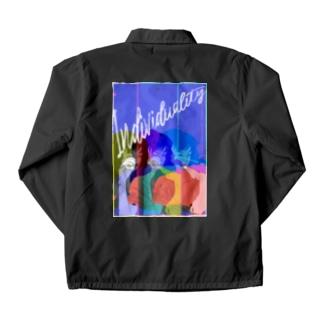 Individuality  Coach Jacket