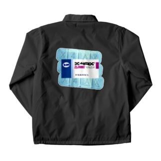 【X NUKENAI民剤 X】 #2 Coach Jacket