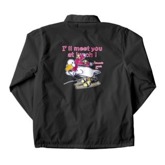 *suzuriDeMonyaa.tag*のCT75あひるのおひるさんのスキーA Coach Jacket