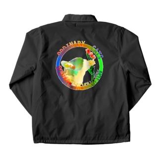 ORDINARY CATS6(夏) Coach Jacket