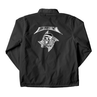 【X RŌ害殺処分 X】 #2 Coach Jacket