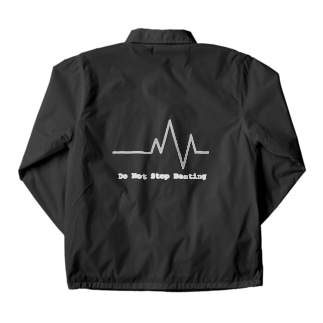 Don't stop Beating :B Coach Jacket