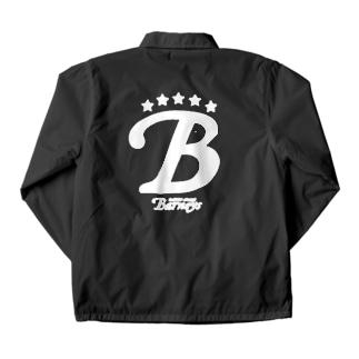 Barneysスペシャル Coach Jacket