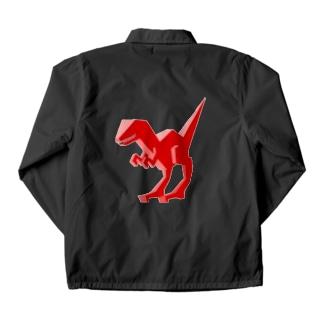 DinoCube02 Coach Jacket