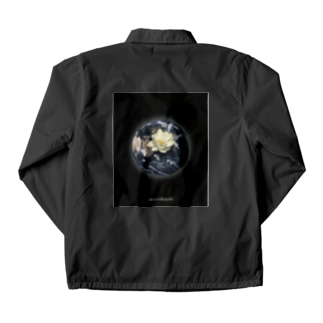 Mother Earth  Coach Jacket