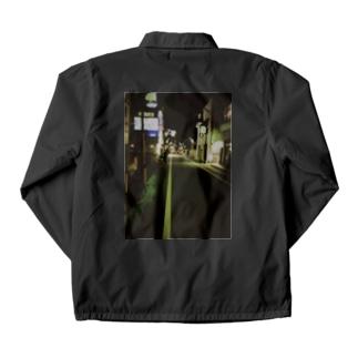 kawako0913の街 Coach Jacket