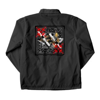 バンダナ Coach Jacket
