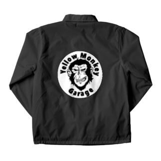 Yellow Monkey Garage Tシャツ Coach Jacket