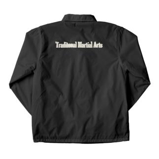 HK-SPIRITSの八光流公式 Coach Jacket