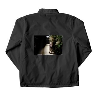 Tree_01 Coach Jacket