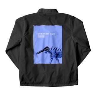 CHEETAH-GUN Coach Jacket