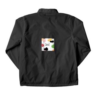 ハートフルな2021 Coach Jacket