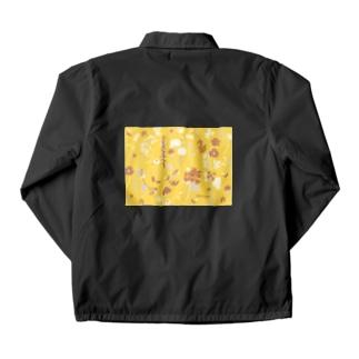 野の草花 Coach Jacket