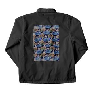 安眠ハネムーンver.02 Coach Jacket