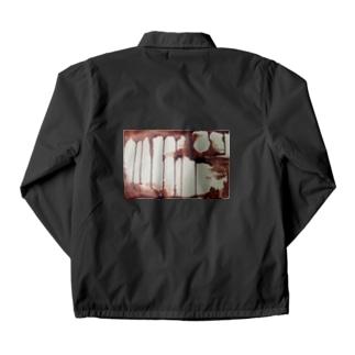 mayuri.M+aのmayuriの血の絵。 Coach Jacket