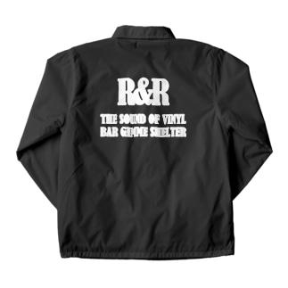 BarGimmeShelter.No.10 Coach Jacket