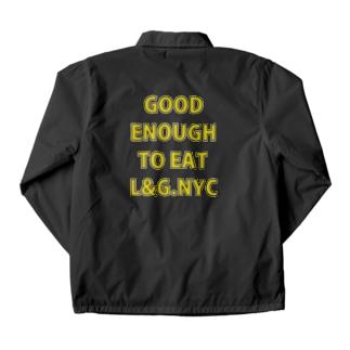 Lucy&Glutton.NYC.No.3 Coach Jacket