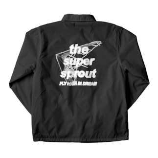the super sproutの飛行少年 Coach Jacket