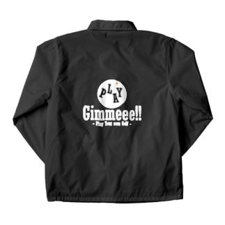 Gimmeee!! Coach Jacket