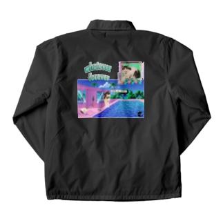 You're so cute💓-02 Coach Jacket