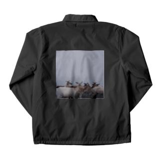 Fog and deer Ⅰ Coach Jacket