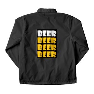 BEER Coach Jacket