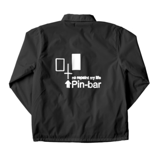 no repaint Pin-bar Coach Jacket