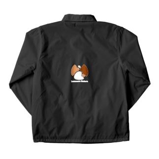 Tatamaru collar Coach Jacket