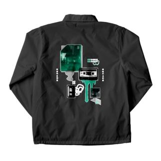 カセットテープ(両面/濃色用)  Coach Jacket