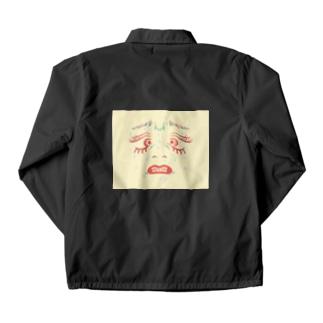 んぎぎ・・・ Coach Jacket
