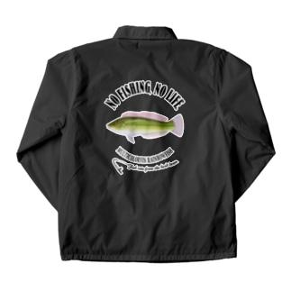 KYUUSEN_EB_2CW Coach Jacket