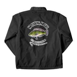 KYUUSEN_EB_1CW Coach Jacket