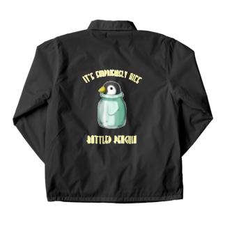 瓶詰めペンギン Coach Jacket
