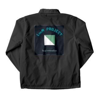 L∞M Projec3 Coach Jacket