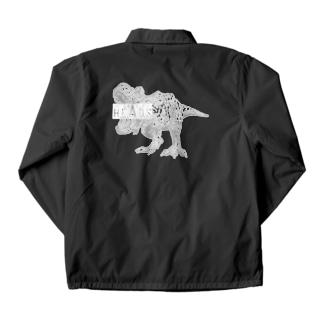 へっずの恐竜 コーチジャケット Coach Jacket