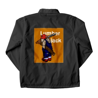 Lumberjack  Coach Jacket