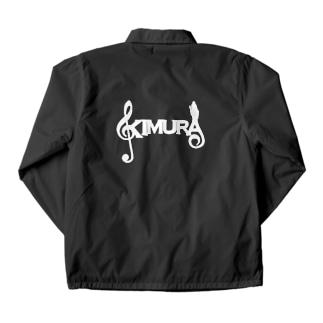 KIMURA グッズ Coach Jacket