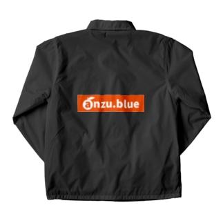 anzu ロゴ(URL) tyle2 Coach Jacket