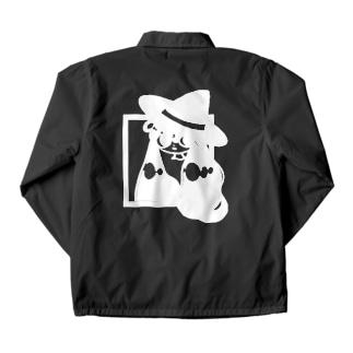 まじょこちゃん ブラック Coach Jacket