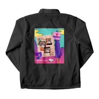 MOMOのレトロなデザイン #02 Coach Jacket