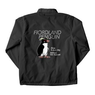フィヨルドランドペンギン Coach Jacket