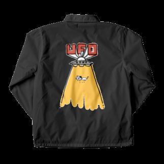 118designのUFO Coach Jacket