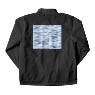 safety first Coach Jacket