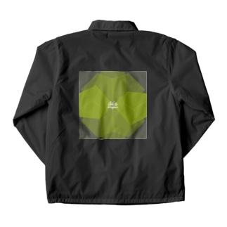 air 2021 green edition Coach Jacket