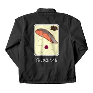 おべんとう♪シャケ♪2109 Coach Jacket