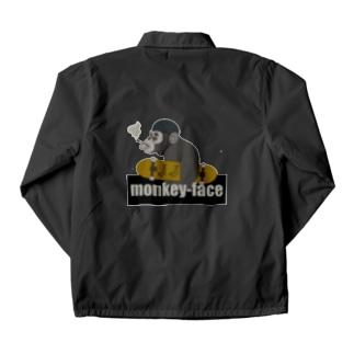 monkeyface Coach Jacket